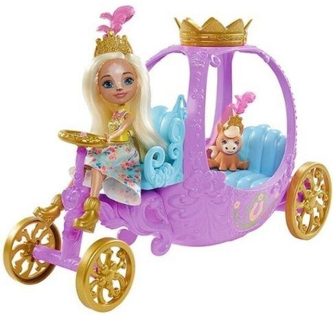 Королевская карета с пони Royal Enchantimals кукла набор