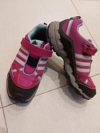 ADIDAS r 37 1/3 23,5cm sportowe lekkie buty adidasy