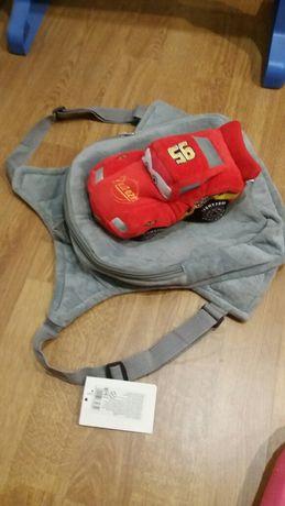 Рюкзачок Тачки для малышей 3 лет рюкзак для мальчиков