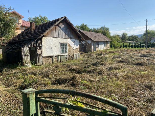 Продам стару хату в Болехові ,та землю 7 соток