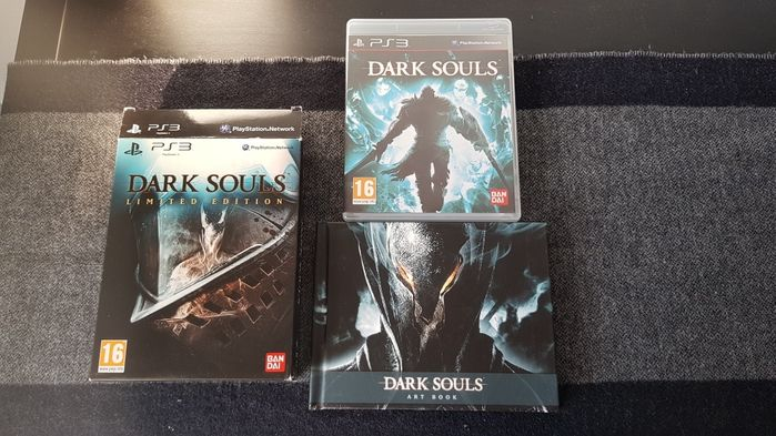 Dark Souls Limited Edition PS3 Vieira de Leiria - imagem 1