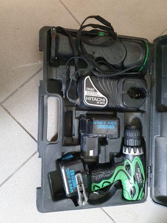 Wkrętarka Hitachi DS 12DVF3