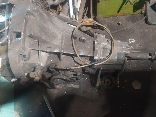Коробка передач vw b2