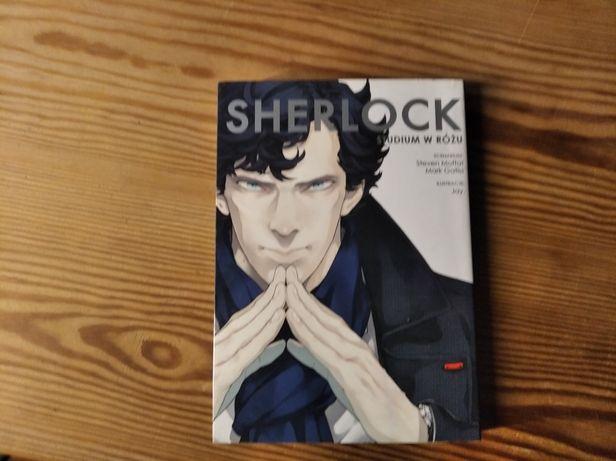 Sherlock Studium w różu