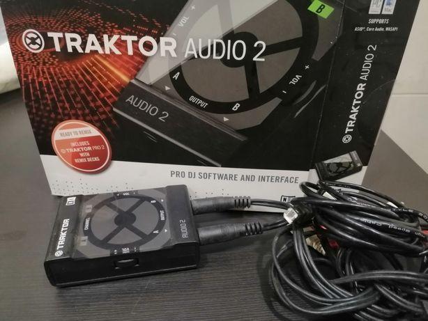 Interface Traktor Audio 2