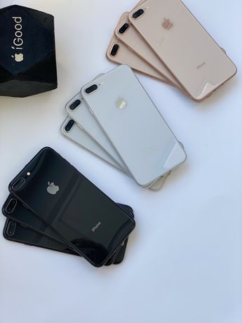 IPhone 8 Plus 64/256 айфон 8 плюс МАГАЗИН*Гарантія