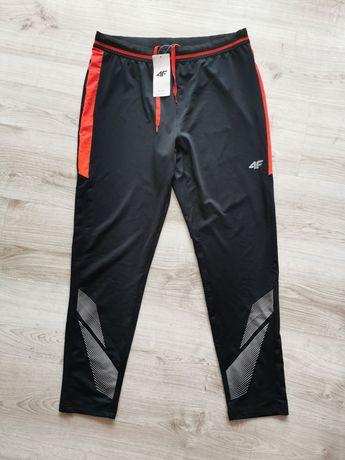 Spodnie funkcyjne męskie Football 4F