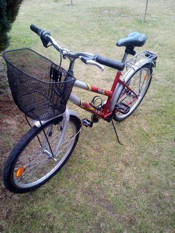 Fajny rower na bardzo dobrym osprzęcie