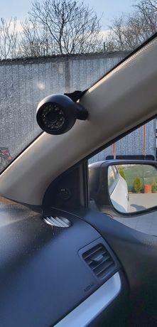 Wideorejestrator nauka jazdy elka kamery
