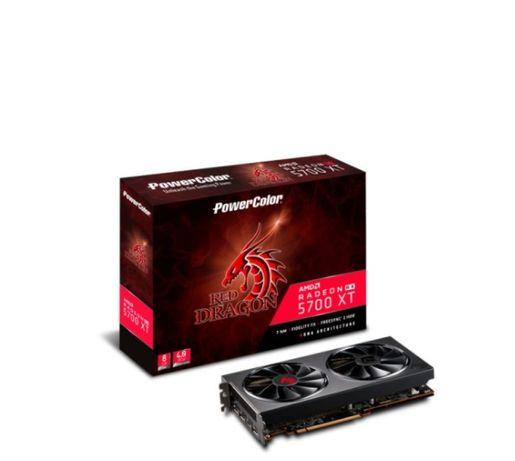 Видеокарта Power Color Radeon RX 5700 XT Red Dragon 8GB