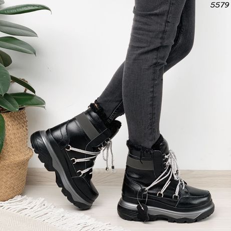 Ботиночки натуральная кожа.40размер