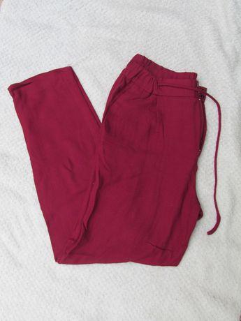 Calças de tecido MANGO