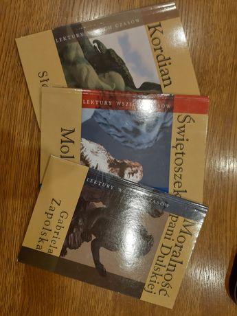 3 lektury wszech czasów
