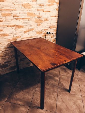 Stół drewniany okazja