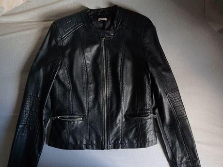 Шкіряна куртка косуха шкірянка