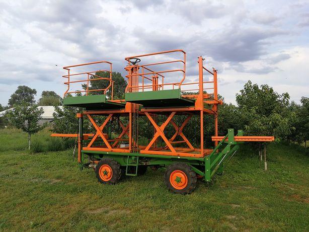 Platforma sadownicza, samojezdna, 4x4