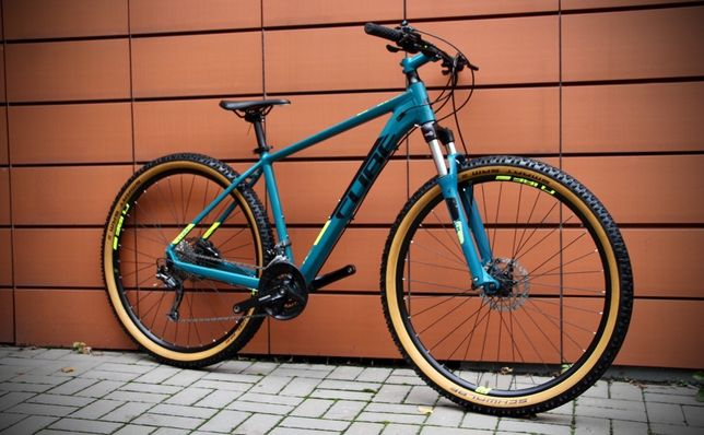 Горный велосипед Cube Aim trek scott cannondale specialized giant ktm