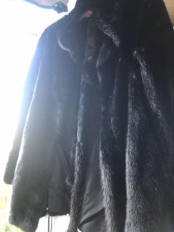 Шуба норковая короткая