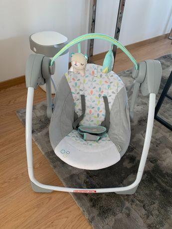 Vendo cadeira/baloiço automático de bebé