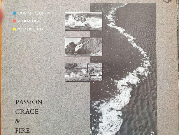 John McLaughlin-Passion,Grace andFire Lp.