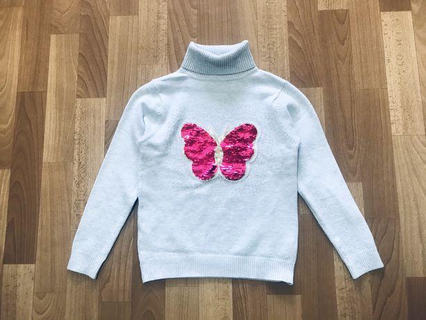 Гольфик водолазка свитер с горлышком many&many