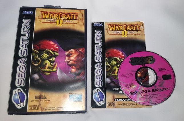 Warcraft 2 [Sega Saturn] - komplet, PAL