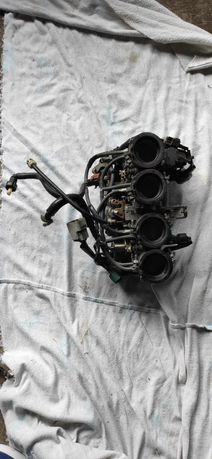 Przepustnice wtryski r1 Yamaha rn12