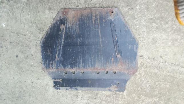 Защита двигателя Hyundai Accent 2008
