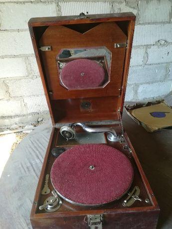 Patefon, gramofon, bonophon zabytek