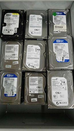 Продам жесткий диск HDD 3,5 sata 2.5 80Gb160Gb250Gb500Gb1000Gb2Tb3T4Tb