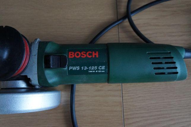 Szlifierka Bosch PWS 13-125 CE REGULACJA OBROTÓW