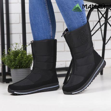 Дутики жіночі -30 °C / Дутики женские сапоги ботинки угги № 3114