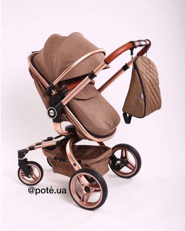 Детская коляска 2,3в1 Pote Vbaby ( stokke tako adamex anex mutsy mima)