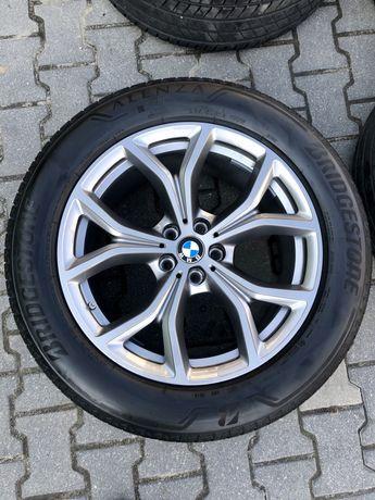 Koła oryginale BMW X5 G05 X6 G06 5x112 265/50/19 Audi Q7