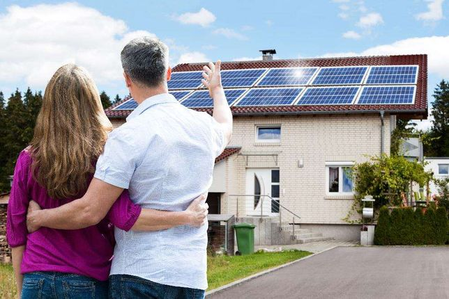 "Солнечные батареи (панели) под ""Зеленый тариф"" для дома и бизнеса"