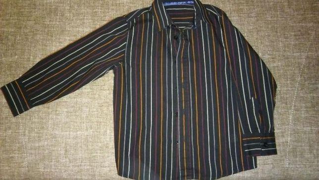 Koszula chłopięca z długim rękawem 5 lat