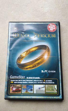 Gra Władca Pierścieni Drużyna Pierścienia