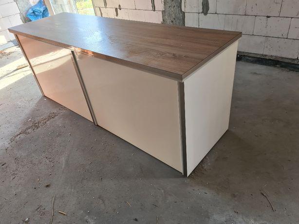 Lada sklepowa podwójne biurko wysoka jakość