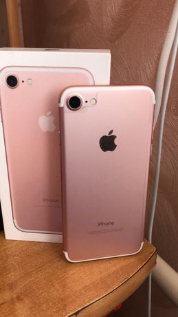 Apple iPhone 7 128gb Rose
