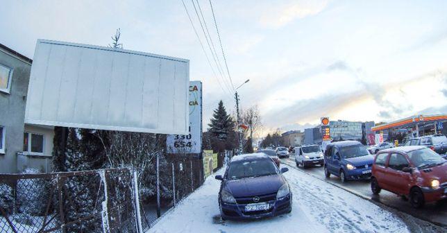 Billboard tablica reklamowa bilbord do wynajęcia LUBOŃ reklama
