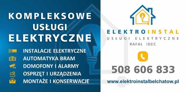 Elektryk Kompleksowe Usługi Elektryczne