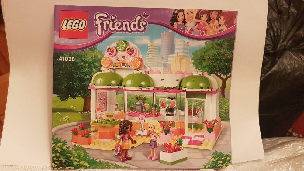 Продам лего-серия Friends Фреш-бар и серия City Дом на колесах Харків - зображення 1