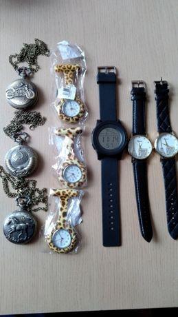 Zegarki, kieszonkowe, damskie, meskie, lekarskie