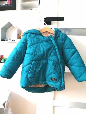 Kurtka zimowa Zara