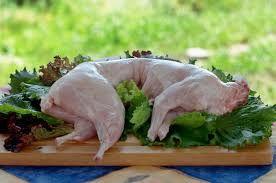 Мясо кролика,забой в день заказа