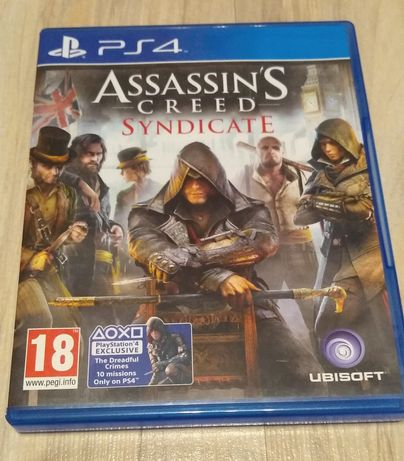Gra Assassin's Creed Syndicate PS4 ideał