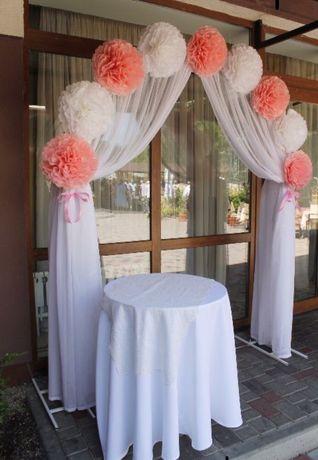 Свадебная арка, арка на свадьбу, аренда свадебной арки