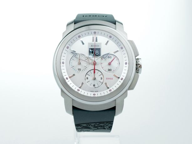Michel Jordi Gletsch Big Date Chronograph Automatic