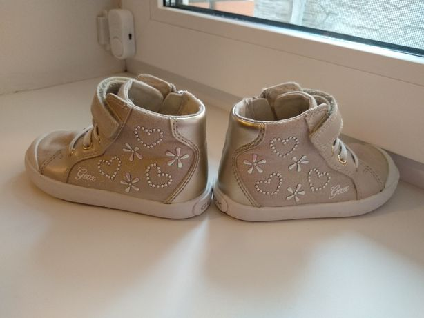 Детские ботинки, кеды Geox. 22 размер