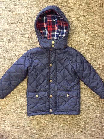 Стёганая демисезонная куртка, курточка John Lewis